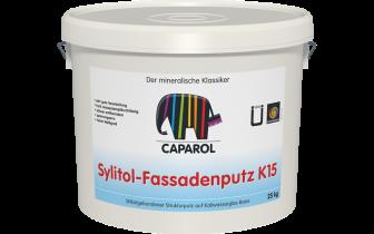 Sylitol-Fassadenputz